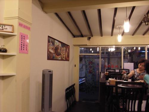 帕米爾新疆餐廳:室內