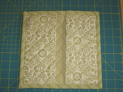Amy Butler PotHolder back