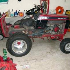 Toro Wheel Horse 520h Wiring Diagram Mayfair Bilge Pump 1988 Garden Tractor