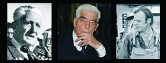 Arturo Ilia, Presidente 1963-1966. Luciano Benjamin Menéndez, condenado a prisión perpetua por crimenes de lesa humanidad. Agustin Gringo Tosco, gremialista de Luz y Fuerza Córdoba, muere en la clandestinidad en 1975.