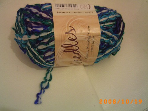 The yarn in its orginal form.