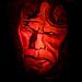 Hellboy by Kyler Storm