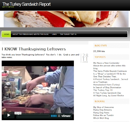 turkeysandwichreport by you.