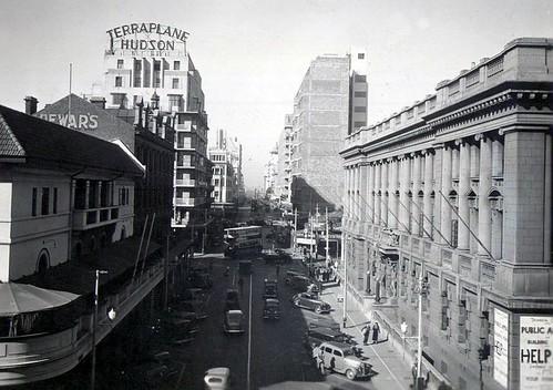 A Johannesburg Street Scene
