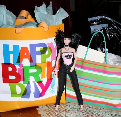 Misaki At My Birthday Party