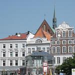 Breite Strasse und Katharinenkirche