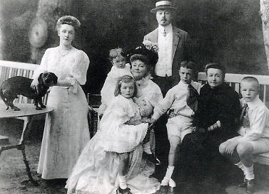 La famiglia Nabokov