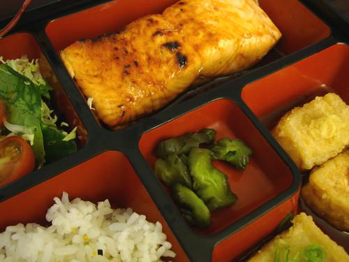 Hazuki bento box