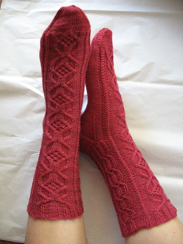 Test Knit: Algernon by miss88keys.