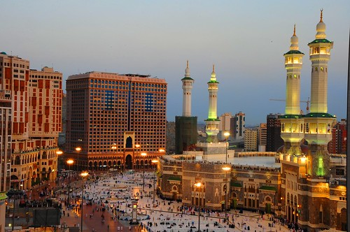 Masjidil Haram by you.