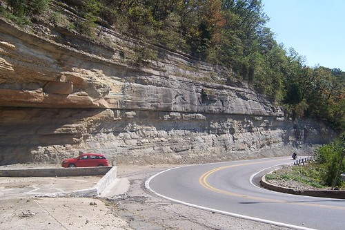 Rock formation, State Road 7