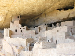 Mesa Verde Cliff Palace Detail