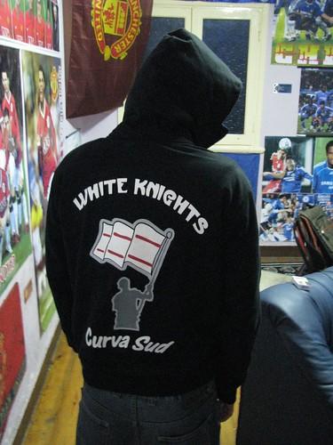 تعريف اولتراس وايت نايتس(Ultras White