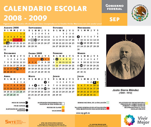 calendarioescolar0809