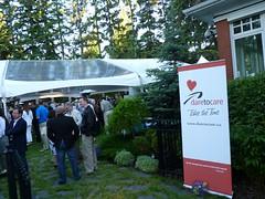 Brett Wilson's Garden Party 2011 - DareToCare.ca
