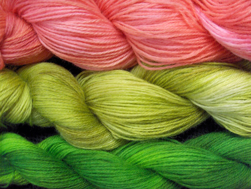 Possble semi-solid additions to the Yarn Love line