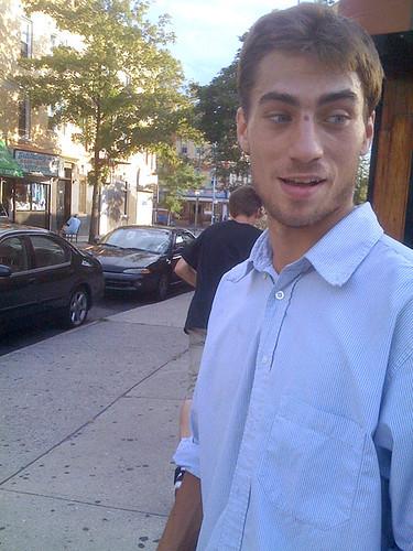 Eli in Brooklyn