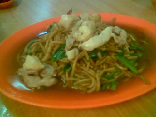 Min Kong Foochow fried noodles
