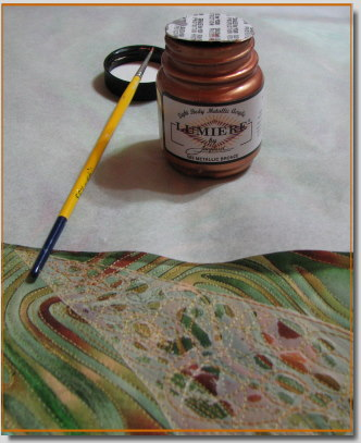 Lumiere Metallic Paint