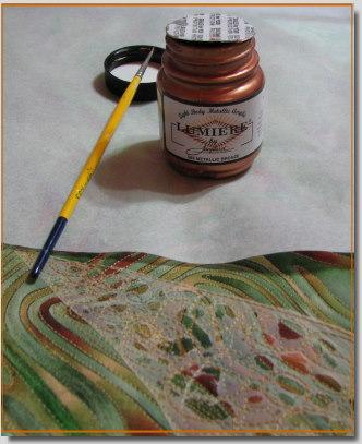 Lumiere Metallic Paint