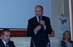 Enrico Letta all'Associazione 360
