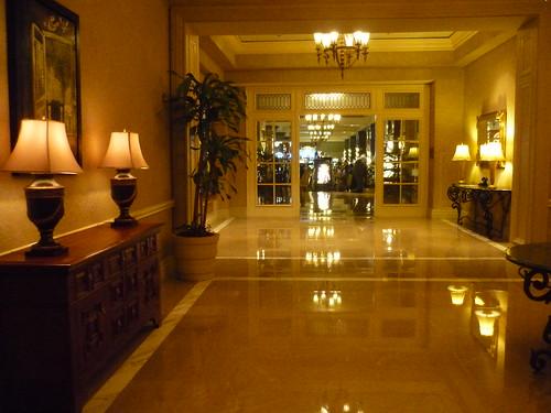 Interior of Ritz-Carlton, San Jua