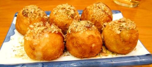 Sunflower Cafe - Takoyaki