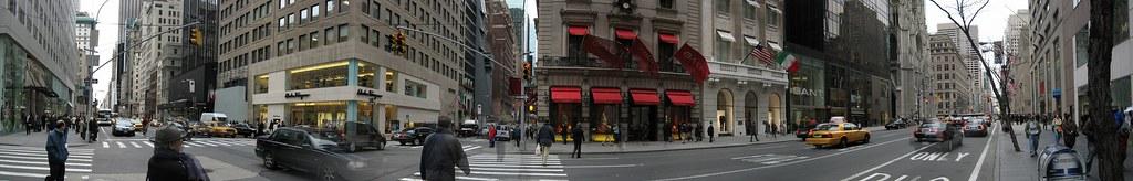 5th avenue panorama