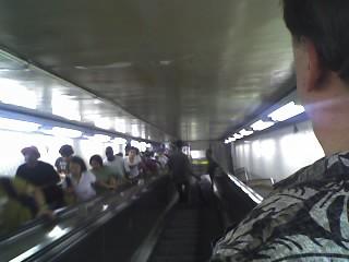 Subway  ground zero  china town
