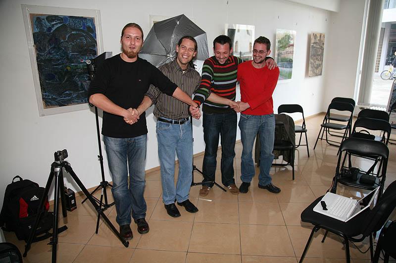 igor Motl, B5, Igor petrović,... in Gallery 96 in Prijedor, BiH_3288