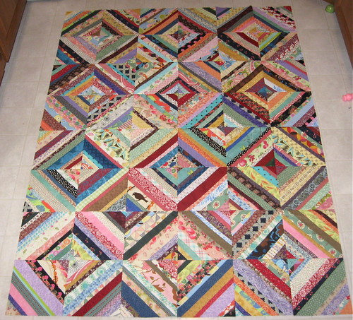 Ugly Picnic Quilt