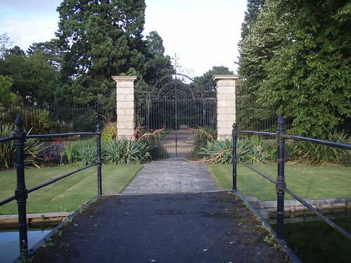 botanic garden side gate.JPG