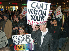 NYC Proposition 8 protest 26