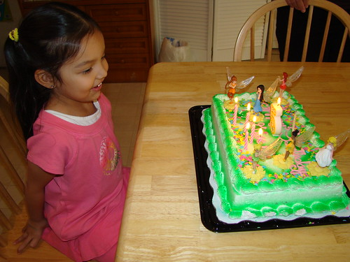 Gisselle's 5th Birthday