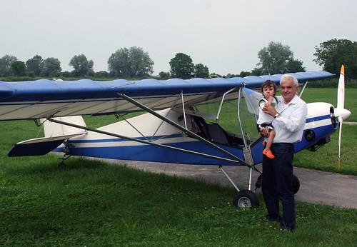 Un aereo