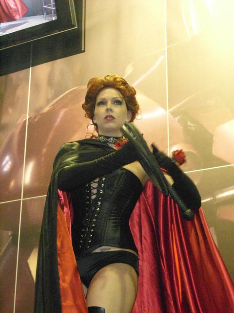Marvel Costume Contest: the Black Queen