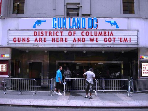 Welcome to the Gun Zone