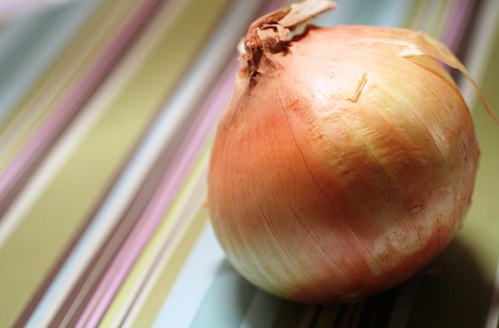 Sweet local onion