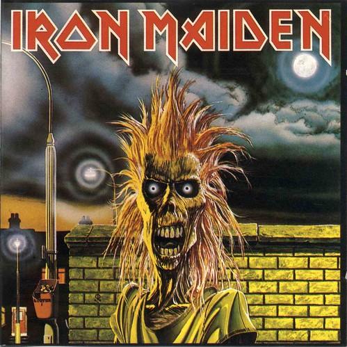 (1980) Iron Maiden (320kbps)