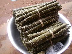 The dreaded baton de manioc.