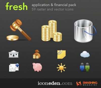 financial_icon_set