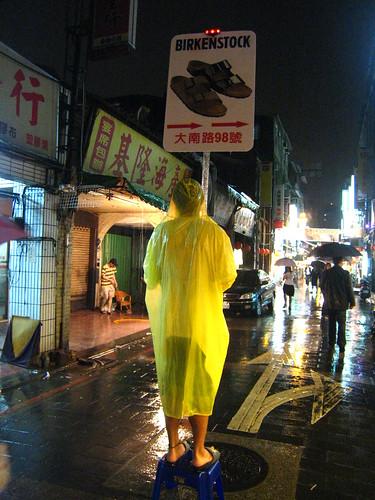 taiwan - birkenstocks