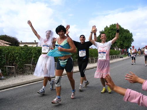Foto IMG_9119  Marathon du Medoc by 19vero - flickr