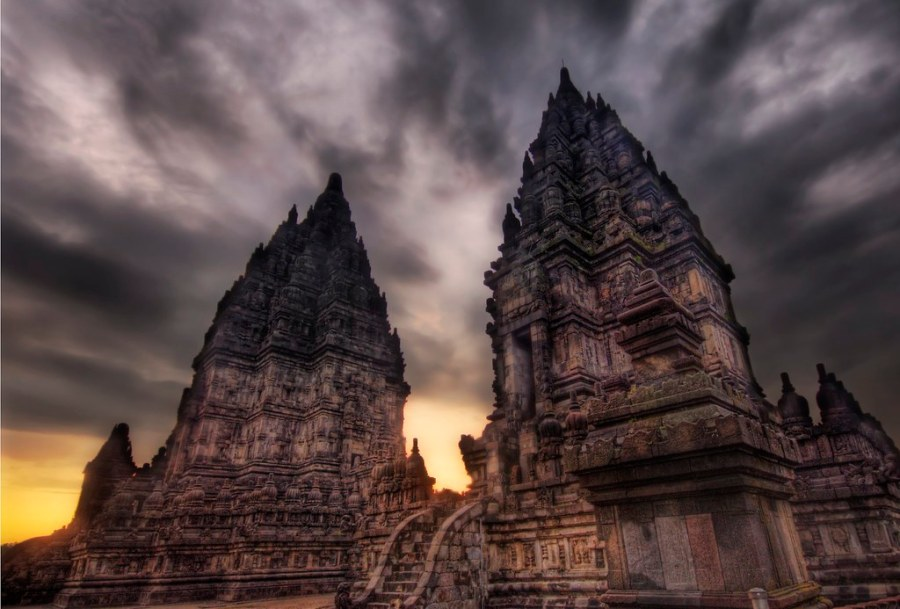 The Lightning Temple