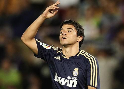Saviola marcó el gol del empate el año pasado en Pucela