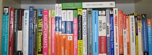 The most important bookshelf