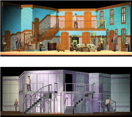 Charles Sets-Noises Off
