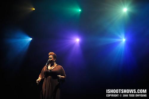 Jill Scott @ the Fox Theatre -- 2008.03.26