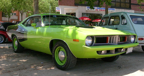 Plymouth Barracuda (3rd gen)