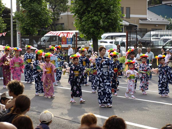 2008年 八戸三社大祭 お通り 9